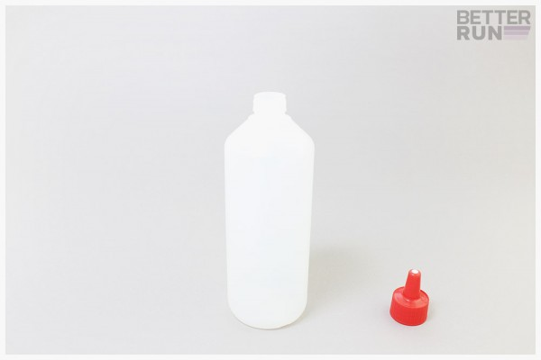 Non Branded Empty Dispenser Bottle - 500ml