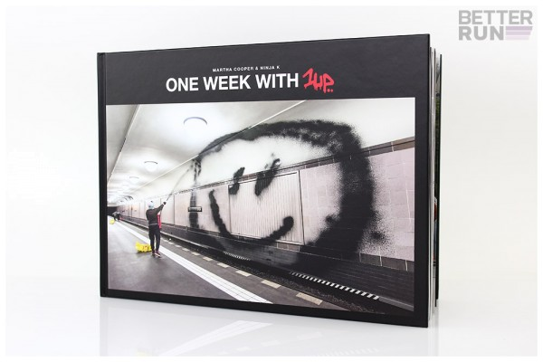 1UP One Week With 1UP Buch