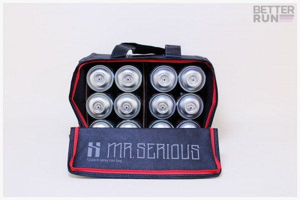 Mr. Serious Bag 12 Pack