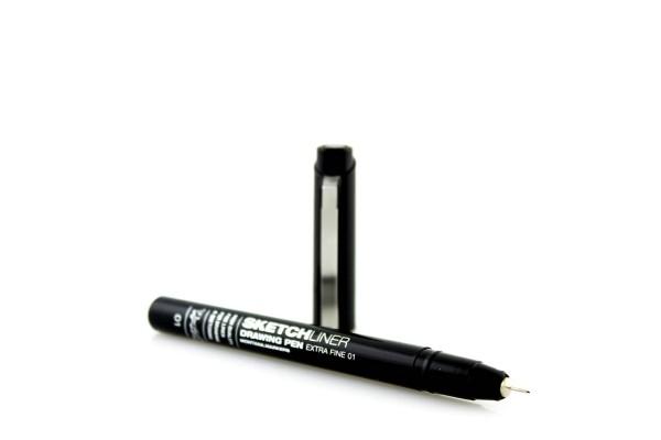 Montana SketchLiner 0,1mm - Schwarz
