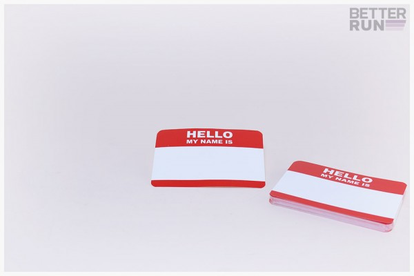 MTN Hello My Name Is Sticker Pack - 50 Stück