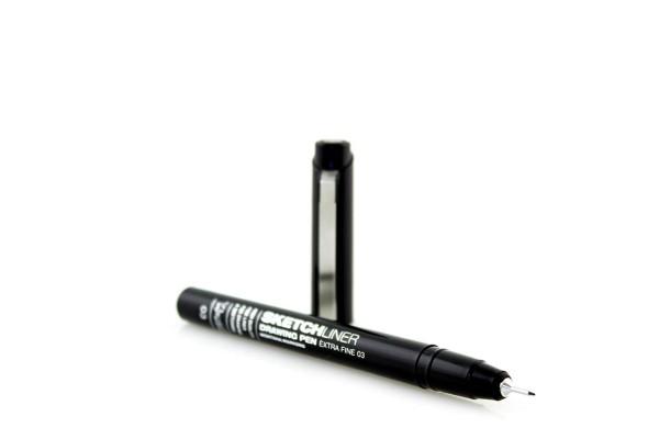 Montana SketchLiner 0,3mm - Schwarz