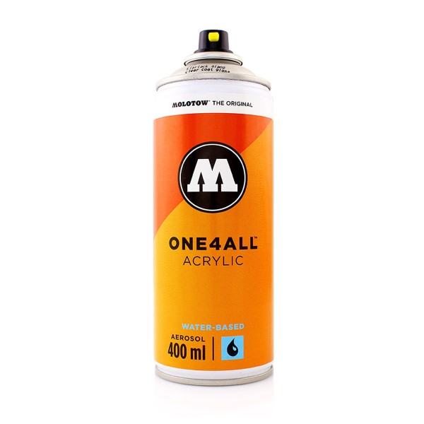MOLOTOW ONE4ALL Water Based Klarlack - 2 Varianten