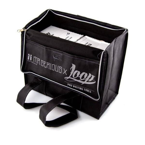 Mr. Serious x Loopcolors Looper Bag 8 Pack