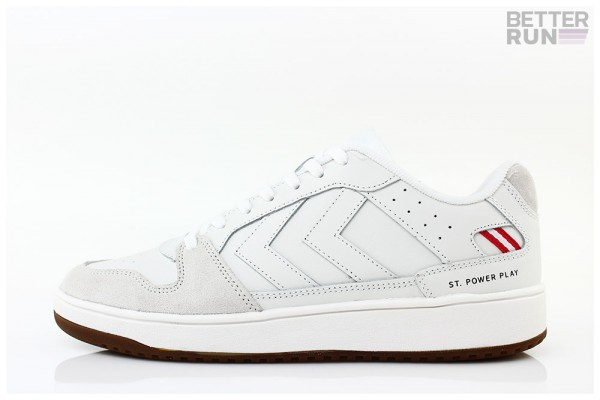 Hummel Sneaker - St. Power Play - Marshmallow White