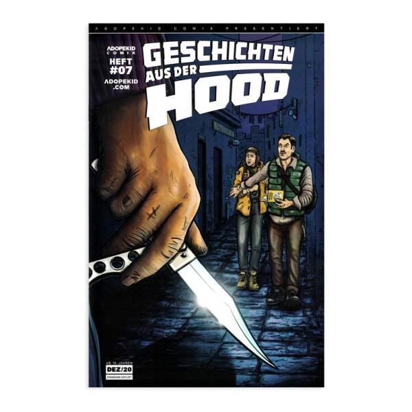 Adopekid Comix Geschichten aus der Hood - Standard Edt. 07