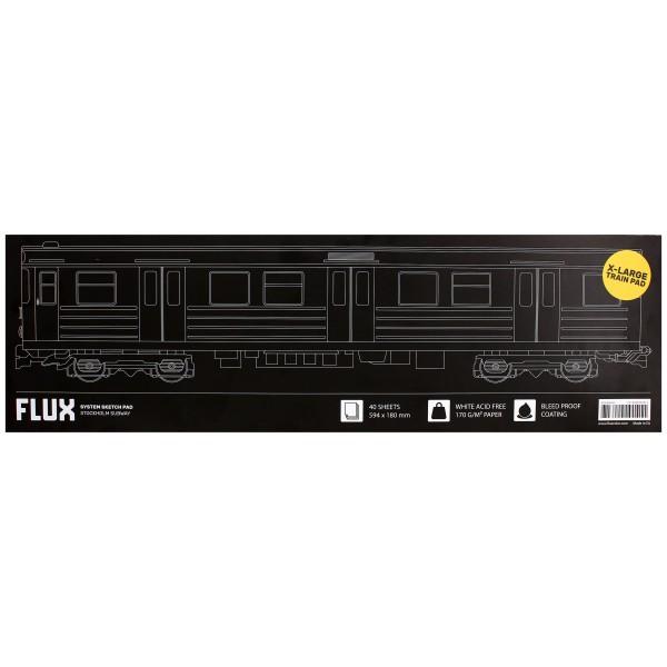 Flux System Sketch Pad Stockholm Subway