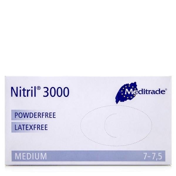 Nitril 3000 Einweg Handschuhe 100er Box - 3 Größen