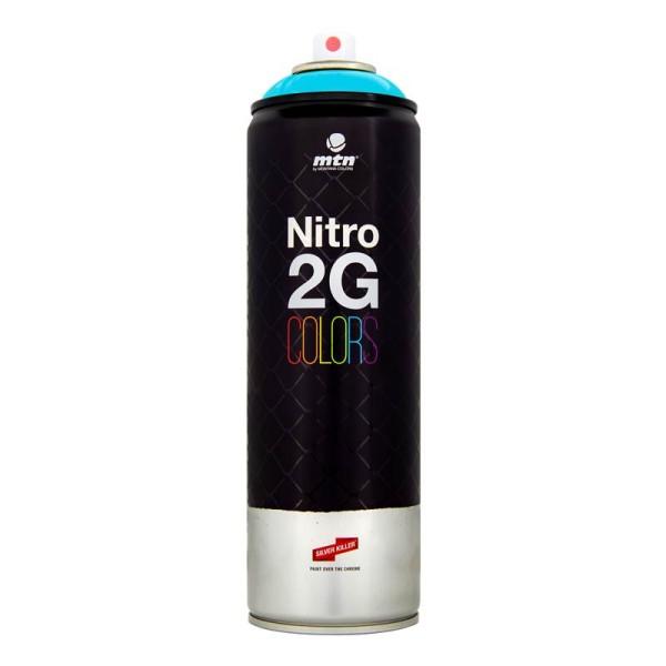 MTN Cans Nitro 2G 500ml - 10 Farben