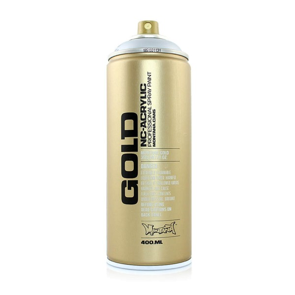 Montana Cans Gold Metallic 400ml - 2 Farben