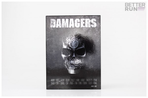 Damagers 1 DVD