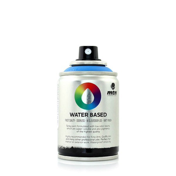 MTN Cans Water Based 100ml - 18 Farben
