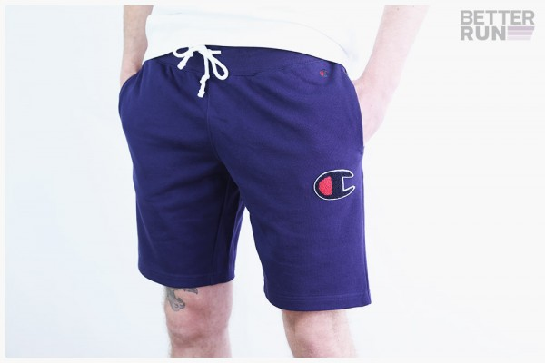 Champion Hose - Sweat Shorts - Navy
