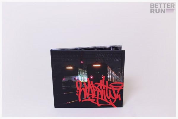 Warcity Graffiti DVD
