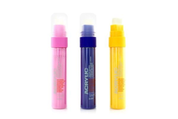 Montana Acrylic Marker 15mm - 27 Farben