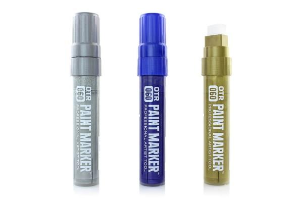 OTR Marker Metallic OTR.060 - 7 Farben
