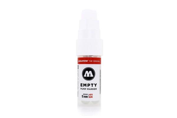 MOLOTOW Empty Marker - 411 EM Leermarker