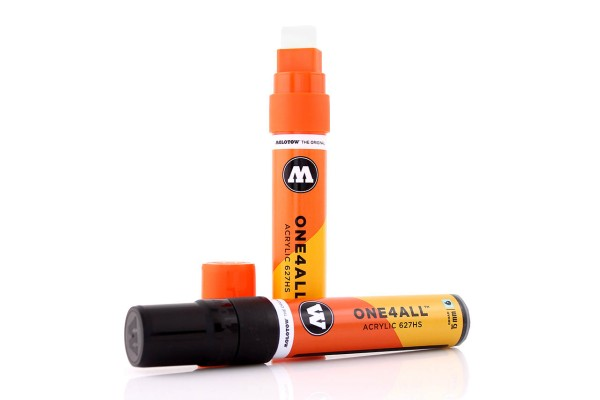 MOLOTOW Marker ONE4ALL Acrylic 627HS - 12 Farben