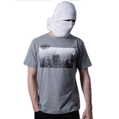 1UP T-Shirt - Bangkok - Grey