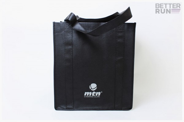 MTN Beutel Black Squared Action Bag