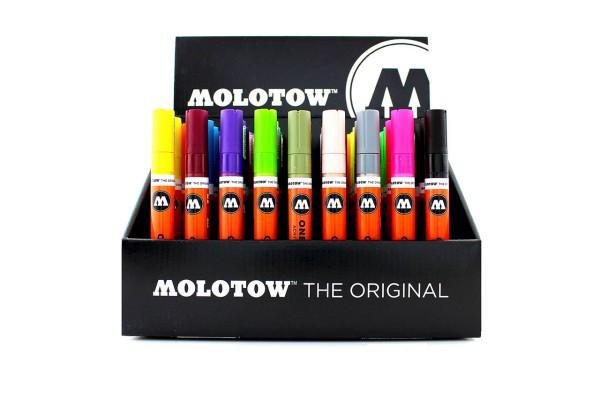 MOLOTOW ONE4ALL Marker 50er Set - 227HS Display Set Complete