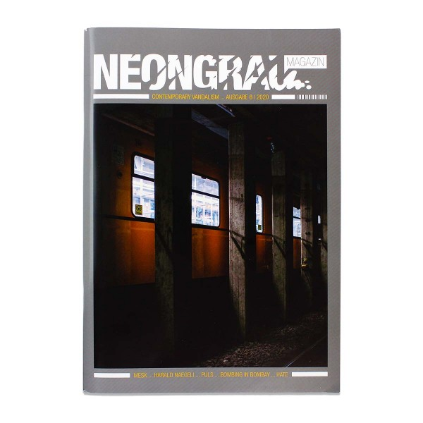 NEONGRAU Magazin - Ausgabe 8