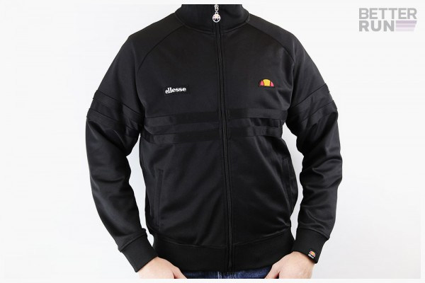 Ellesse Track Top Jacket - Rimini - Anthracite