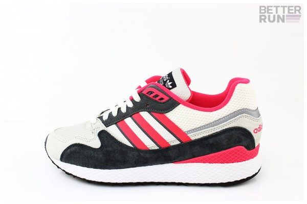 Adidas Sneaker - Ultra Tech - Raw White Shock Red Grey Four