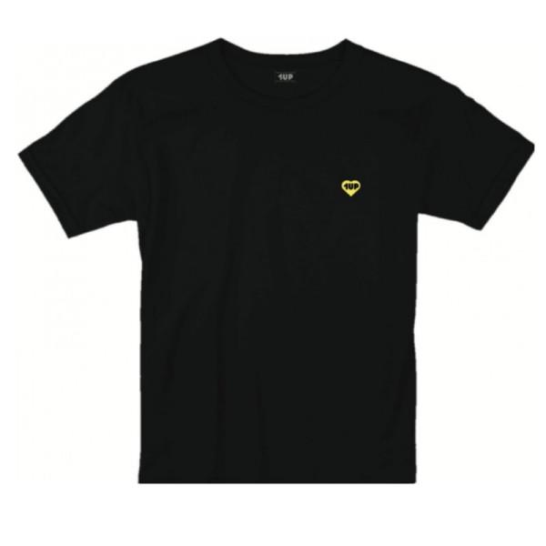 1UP T-Shirt - Loves You - Black
