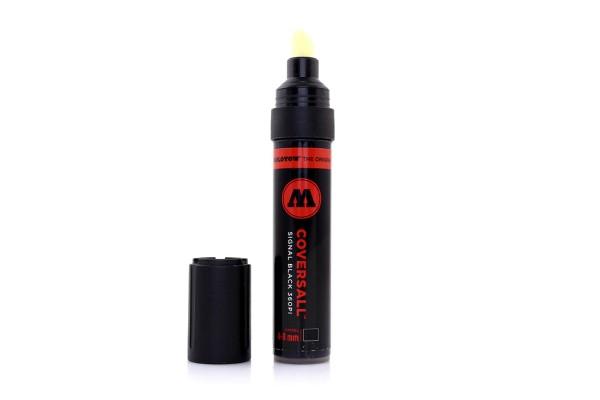 MOLOTOW Marker - 360PI CoversAll Marker black