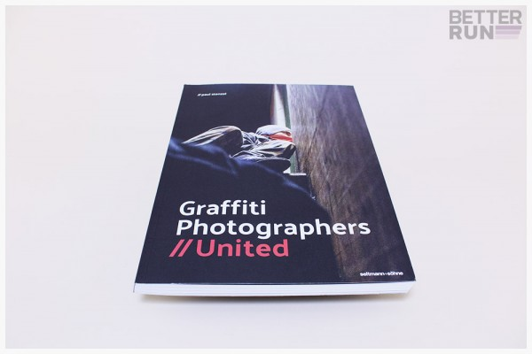 Graffiti Photographers United - Limited Book