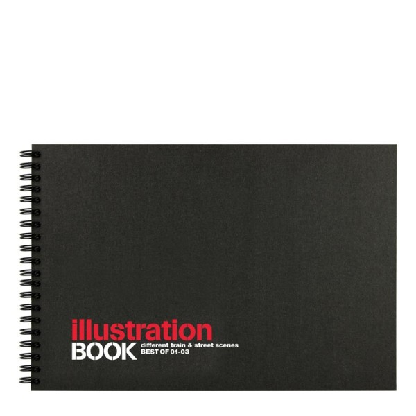 Montana Illustration-Book - Best Of #1 - #3