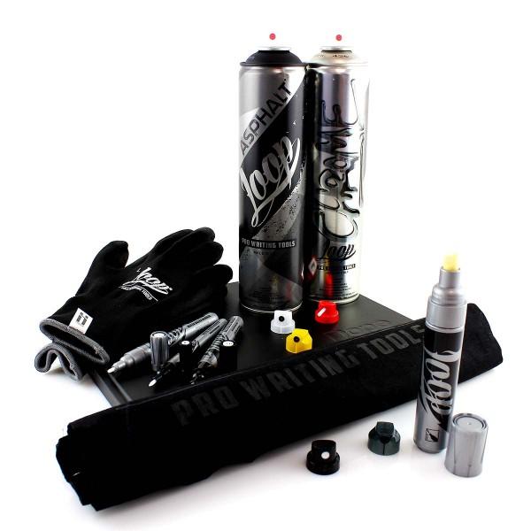 Betterrun - Black and Chrom Kit