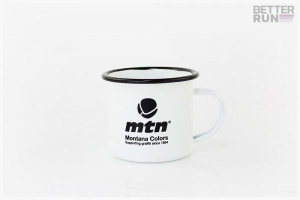 Mtn Emaille Trinkbecher