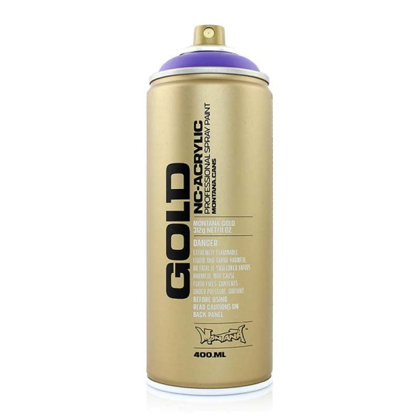 Montana Cans Gold 400ml - 194 Farben