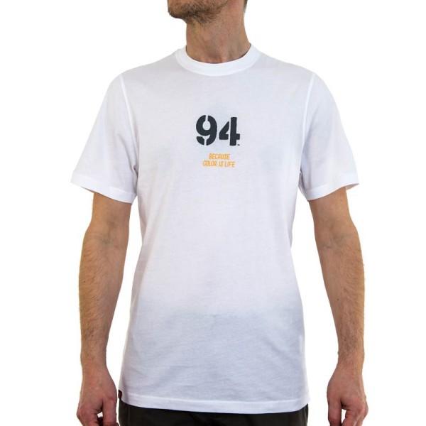 MTN 94 Logo Shirt - Weiß