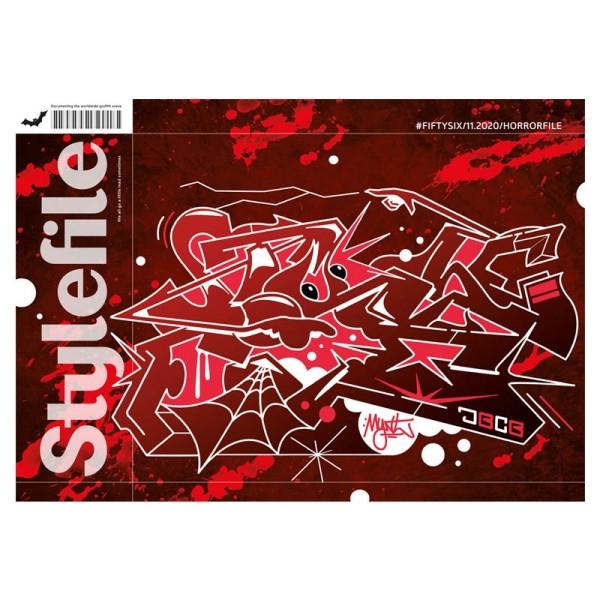 Stylefile Graffiti Magazin - Issue 56