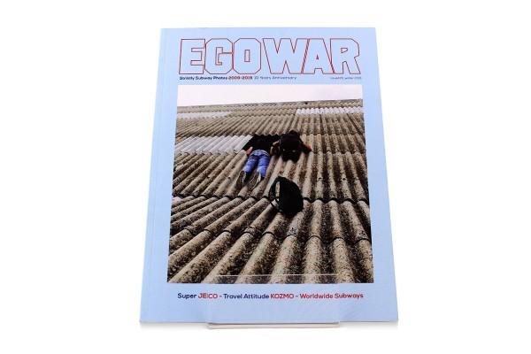 Egowar Magazine Issue 20