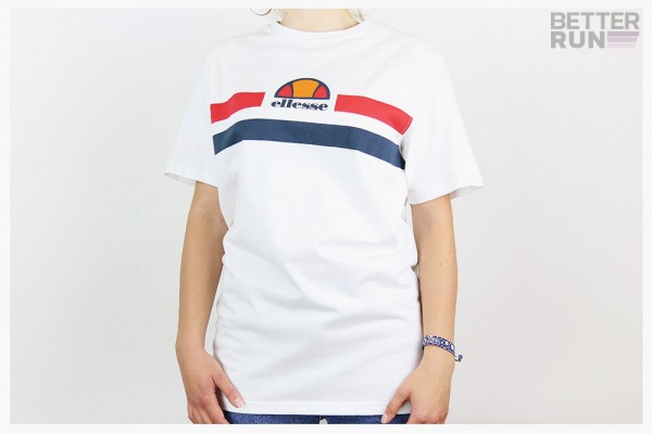Ellesse T-Shirt - Lattea - Optic White