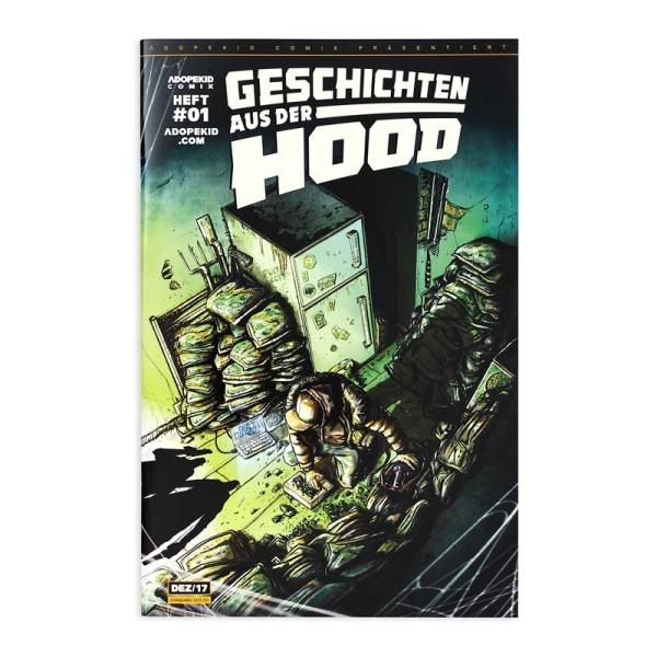 Adopekid Comix Geschichten aus der Hood - Standard Edt. 01