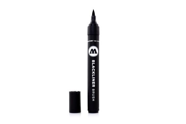 MOLOTOW Marker - Blackliner Brush black