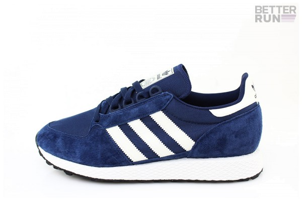 Adidas Sneaker - Forest Grove - Navy White