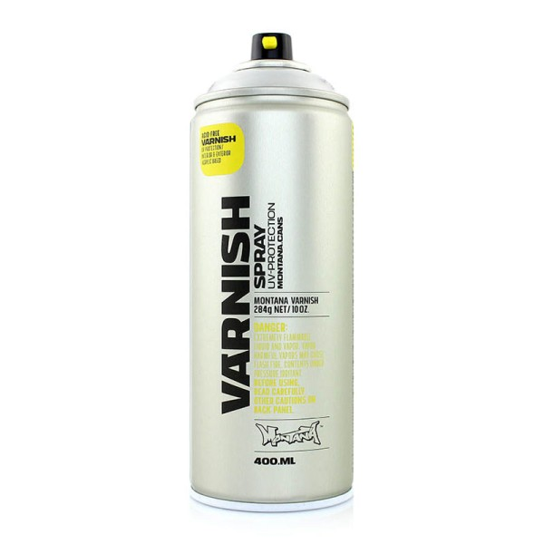 Montana Cans Varnish 400ml - 3 Varianten