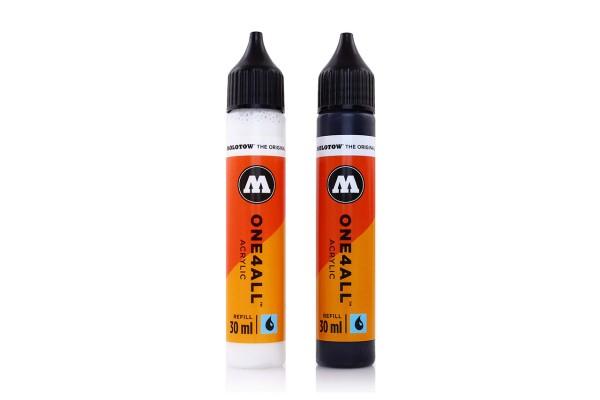 MOLOTOW Refill ONE4ALL Acrylic 30ml - 40 Farben