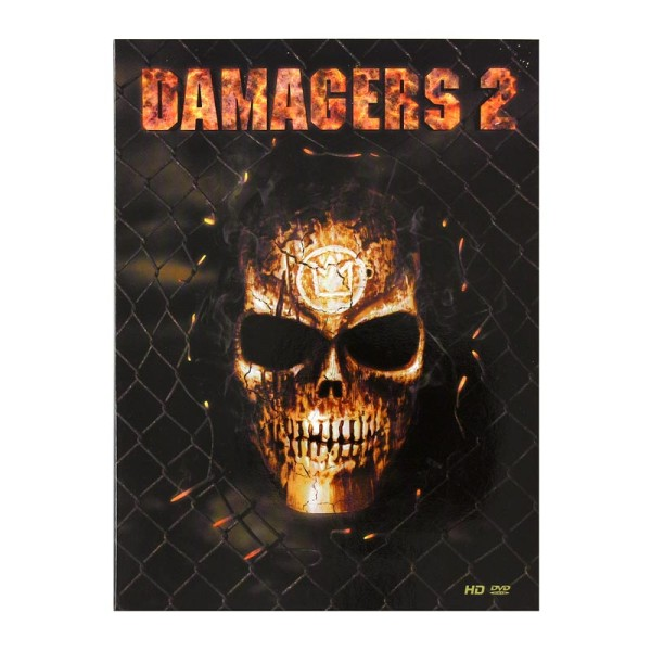 Damagers 2 DVD