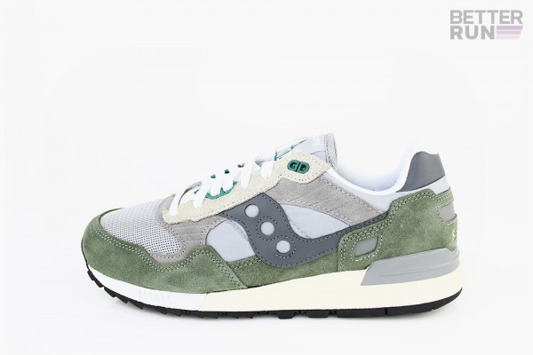 Saucony Sneaker - Shadow 5000 Vintage - Grey - Green
