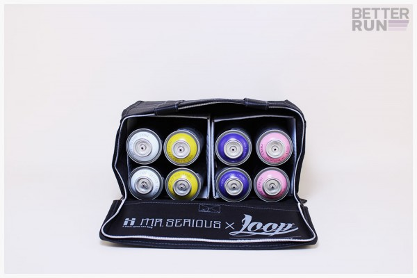 Mr. Serious x Loopcolors Looper Bag 8 Pack