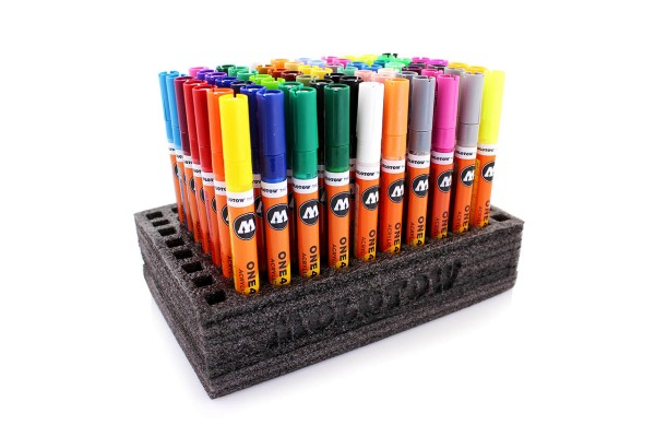 MOLOTOW ONE4ALL Marker 70er Set - 127HS Complete