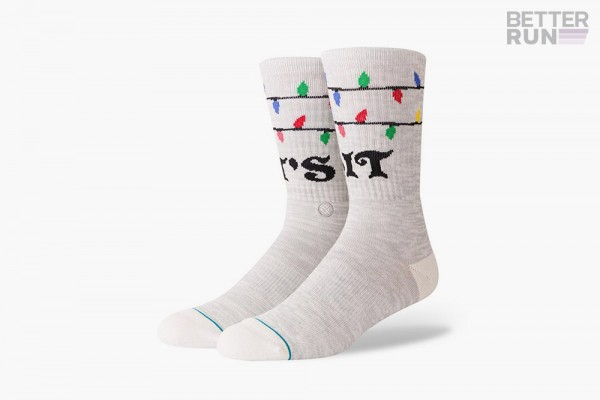 Stance Socks - Foundation Its Snow Lit - Off White