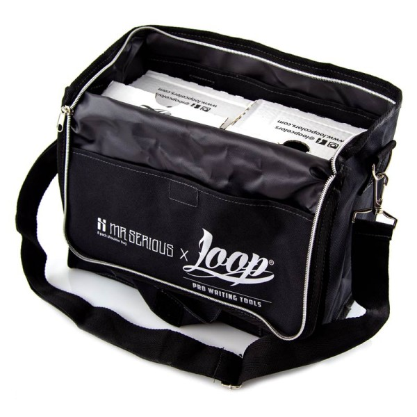 Mr. Serious x Loopcolors Shoulder Bag 8 Pack